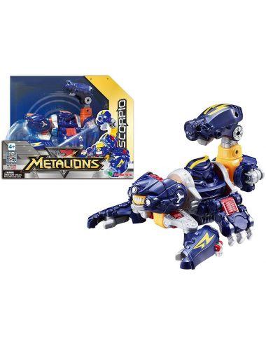 Metalions Scorpio Robot transformer figurka 314026