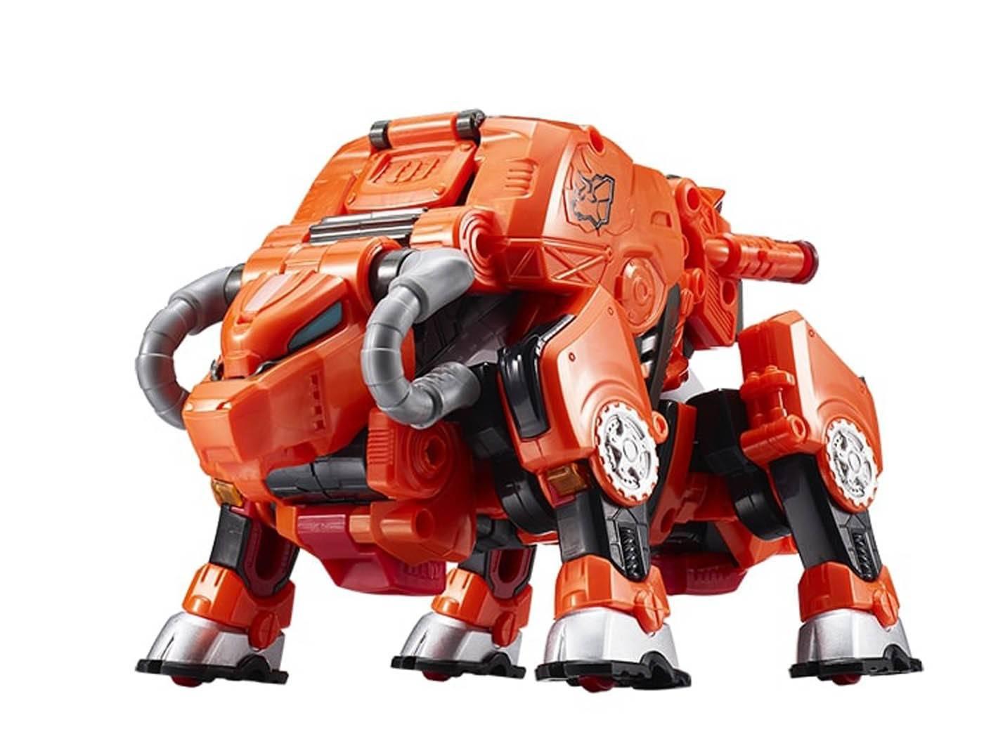 Metalions Taurus Robot transformer figurka 314025