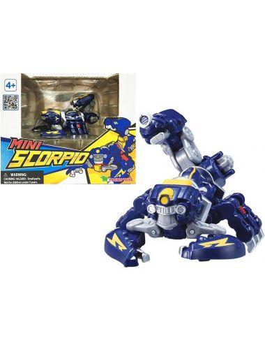 Metalions Mini Scorpio Robot transformer figurka 314037