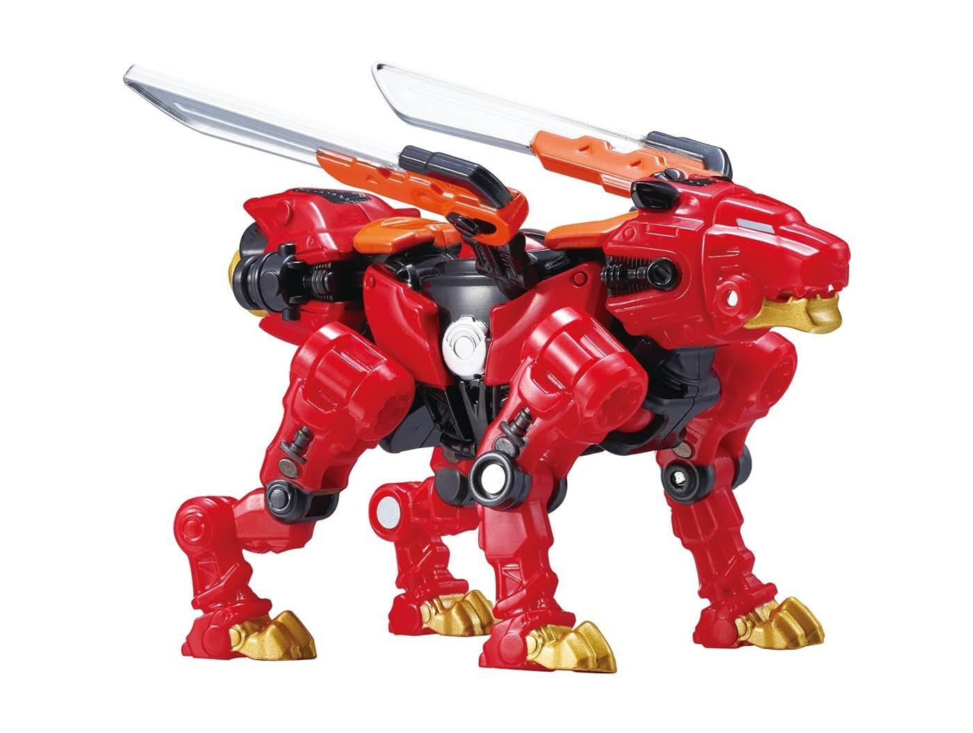 Metalions Mini Leo Robot figurka 314036