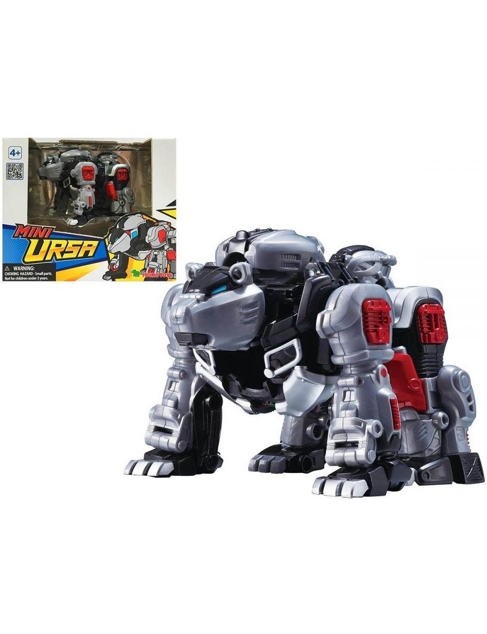 Metalions Mini Ursa Robot transformer figurka 314040