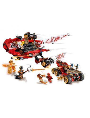 Lego Ninjago Perła Lądu