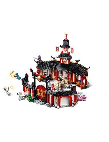 Lego Klasztor Spinjitzu 70670