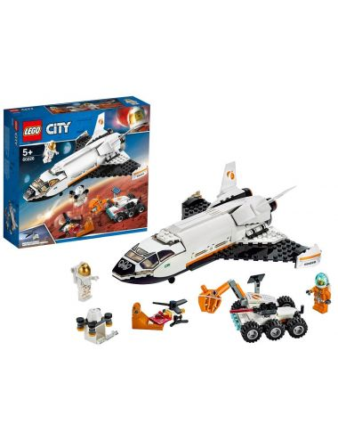 Lego wyprawa na Marsa 60226