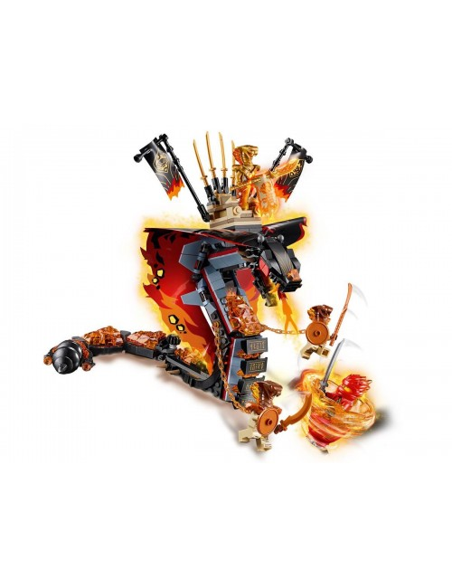 Lego Ognisty Kieł 70674