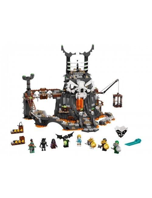 Lochy szkieletowego czarownika 71722
