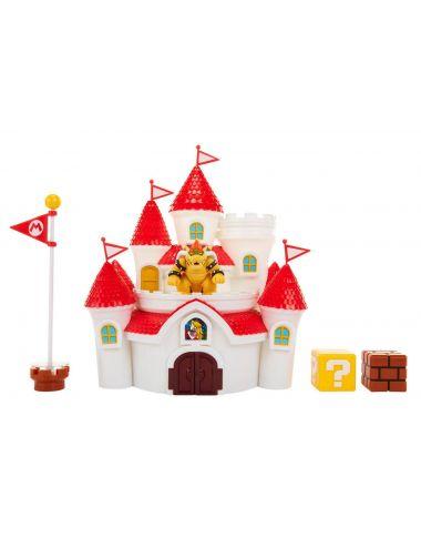 Super Mario Mushroom Kingdom Zamek 58541-4l
