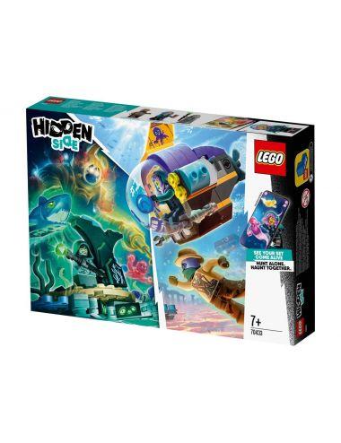 Łódź podwodna LEGO 70433