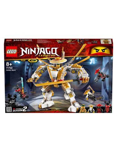 Lego Złota Zbroja 71702