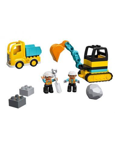 Lego Klocki ciężarówka 10931