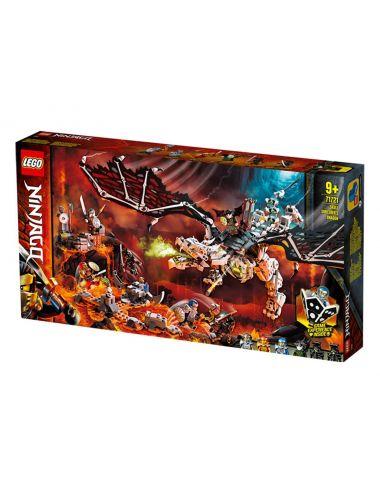 Lego Smok Szkieletowego Czarownika