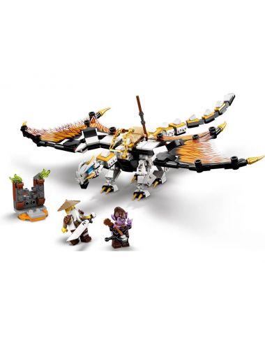 Lego Bojowy Smok 71718