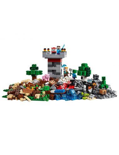 Lego Minecraft 21161