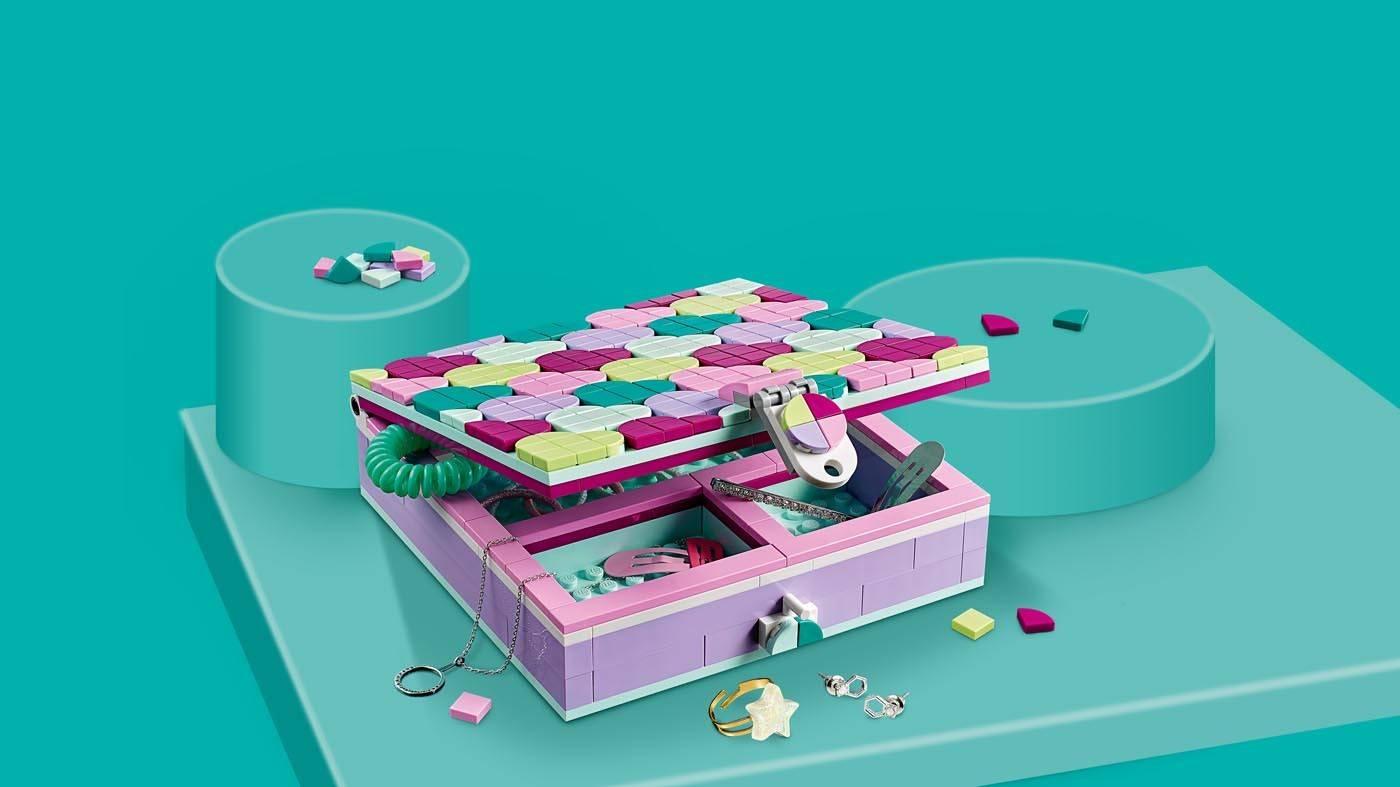 szkatułka Lego