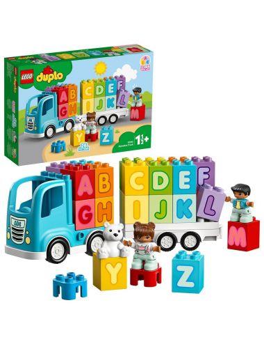 LEGO Duplo Ciężarówka z Alfabetem 10915
