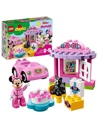LEGO Duplo Disney Przyjęcie Urodzinowe Minnie 10873