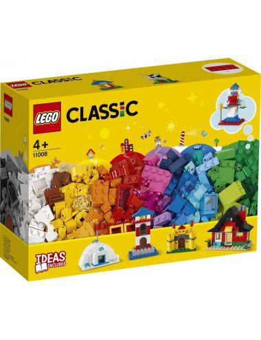 LEGO Classic Klocki Domki 11008