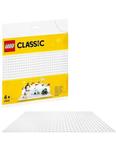 LEGO Classic Biała Płyta Konstrukcyjna 11010