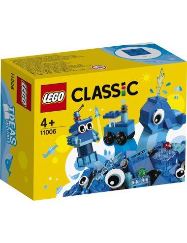 LEGO Classic Niebieskie Klocki Kreatywne 11006