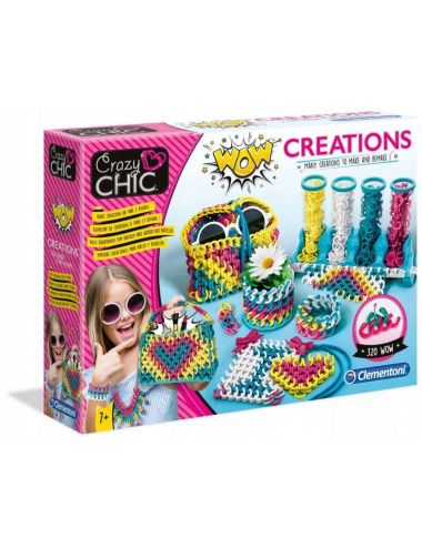 Clementoni Crazy Chic Wow Kreacje 50642