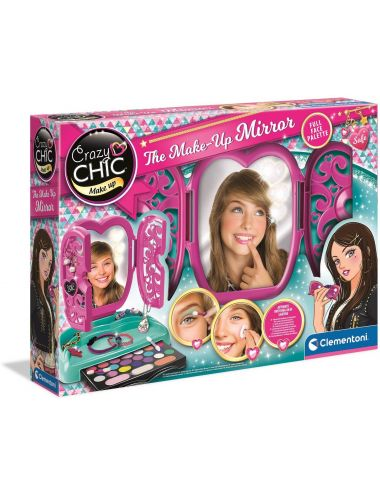 Clementoni Crazy Chic Lusterko do Makijażu 50641