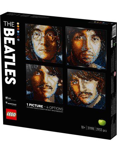 LEGO ART The Beatles obraz 4w1 klocki 31198