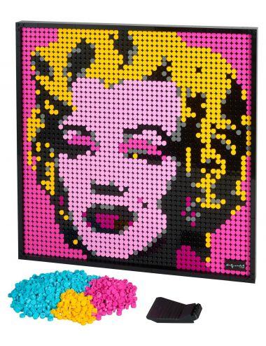 LEGO Art Marylin Monroe obraz 4w1 31197