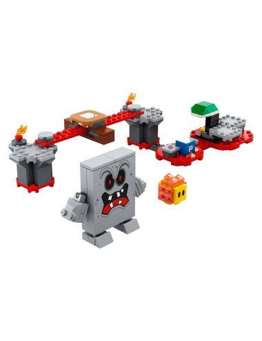 LEGO Super Mario Tarapaty w forcie Whompa 71364