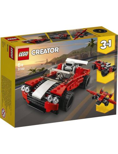 LEGO Creator Samochód Sportowy 31100