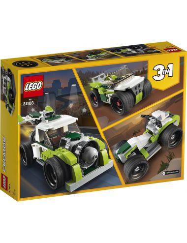 LEGO Creator Rakietowy Samochód 31103