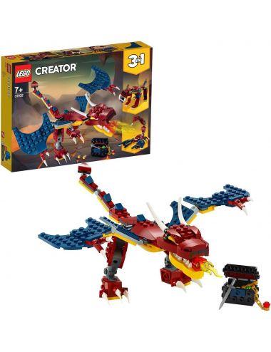 LEGO Creator Smok Ognia 31102