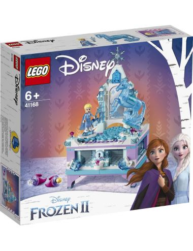 LEGO Frozen II Szkatułka na Biżuterię Elsy 41168