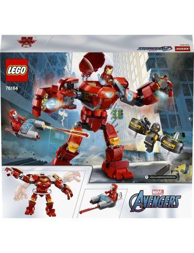 LEGO Super Heroes Hulkbuster Iron Mana kontra agenci A.I.M. 76164