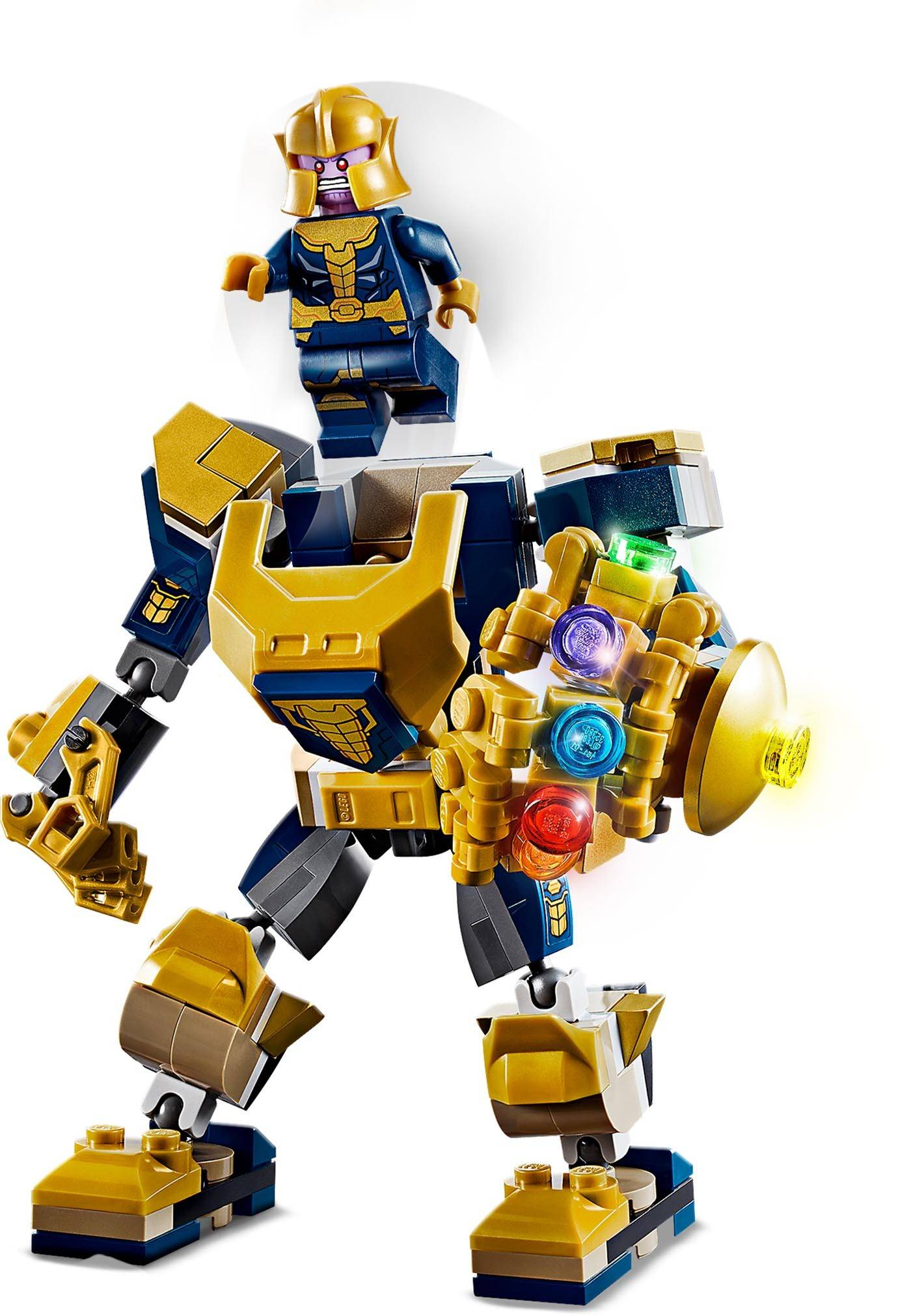 LEGO Super Heroes Mech Thanosa 76141