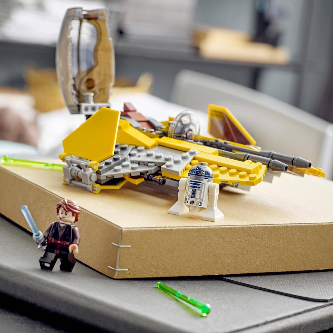 LEGO Star Wars Jedi Interceptor Anakina 75281
