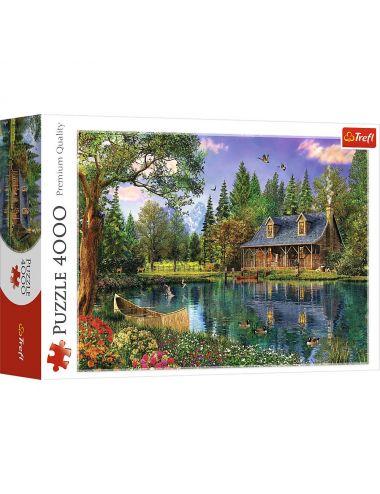 Trefl Puzzle 4000el Popołudniowa sielanka 45005
