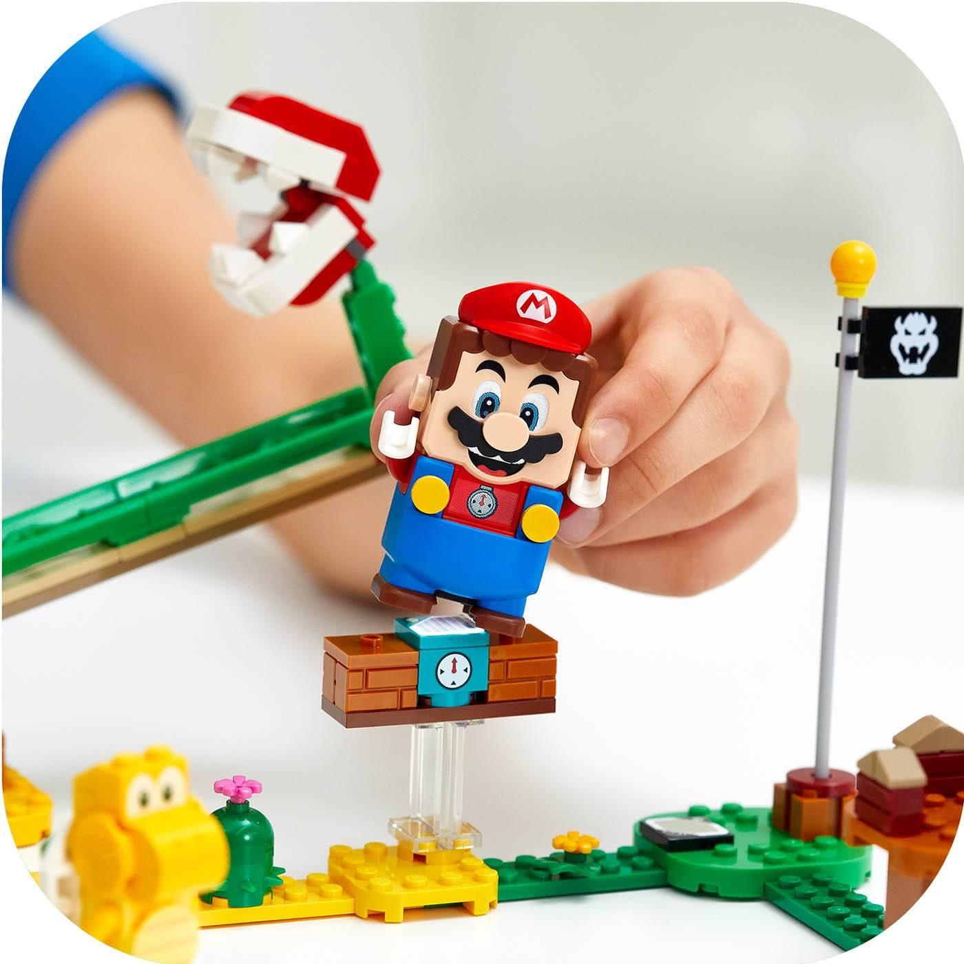 LEGO Super Mario Megazjeżdżalnia Piranha Plant 71365