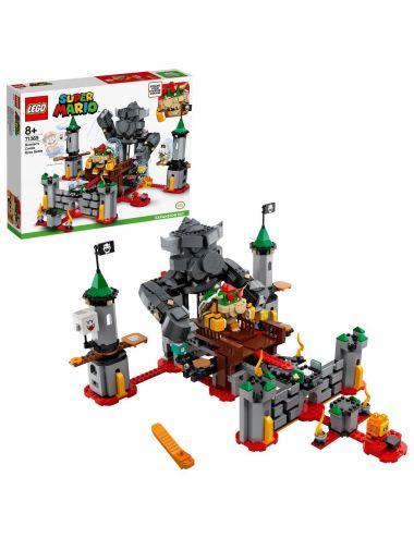LEGO Super Mario Walka w zamku Bowsera 71369