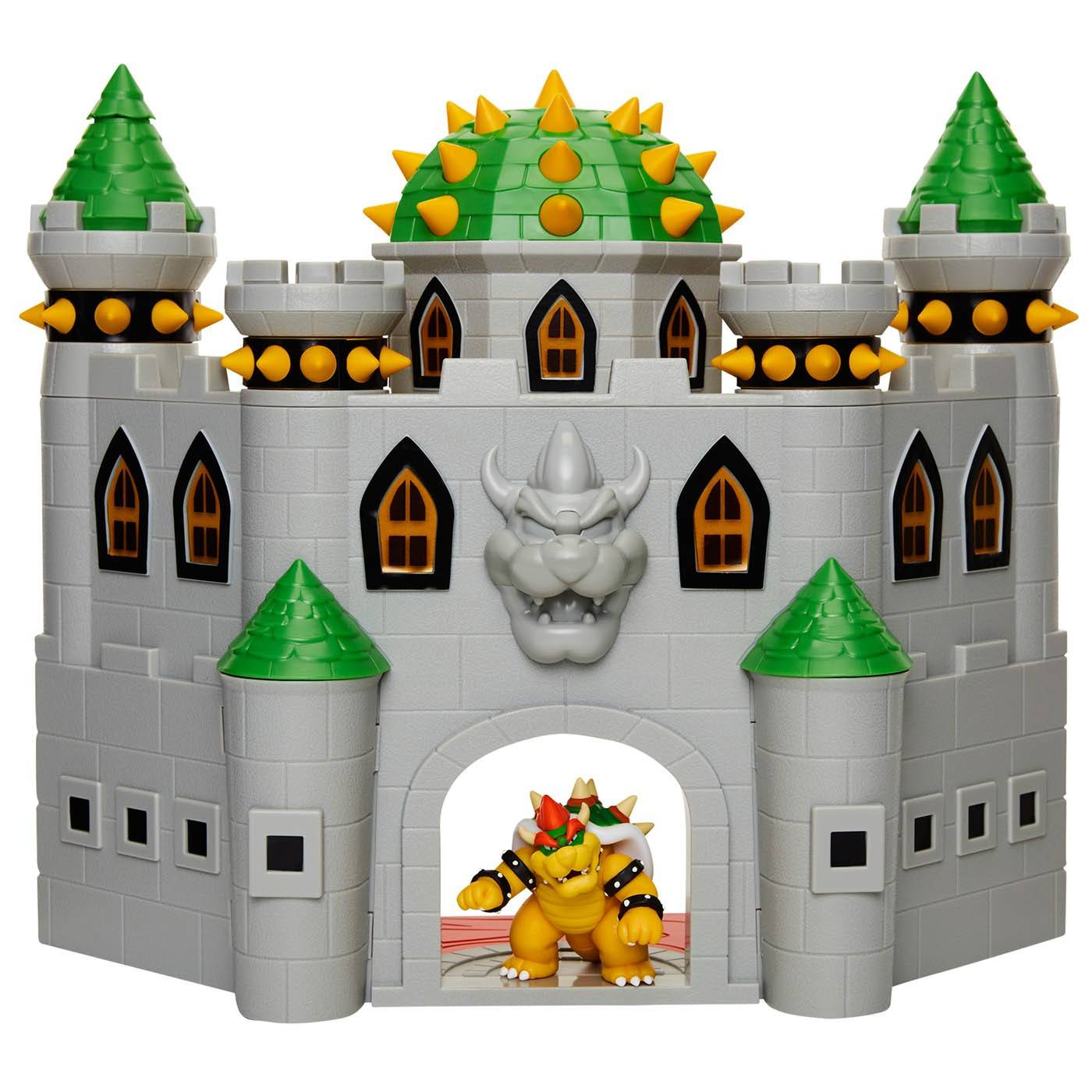 Super Mario Zamek Bowser'a i figurki 400204