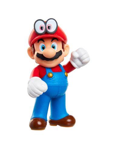 Super Mario i Cappy figurka 6 cm