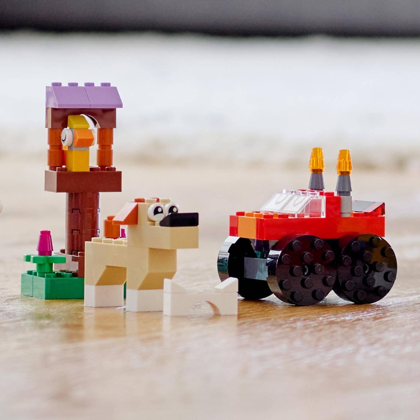 LEGO Classic Klocki Buźki 11003