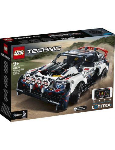 LEGO Technic Auto Wyścigowe Top Gear Sterowane 42109