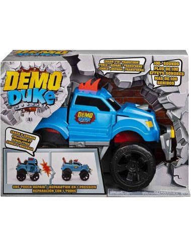 Demo Duke niezniszczalny pojazd autko interaktywne