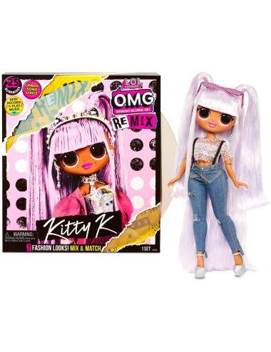 LOL Surprise OMG Remix Kitty K R&B lalka muzyczna 567233