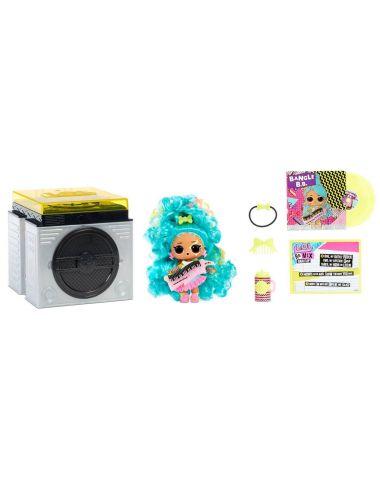 LOL Surprise Remix Laleczka muzyczna Hairflip Tots