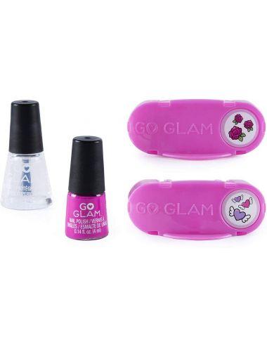Cool Maker GO GLAM Zestaw Uzupełniający Love Story paznokcie
