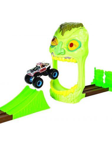 Monster Jam Zestawy wyczynowy Zombie 6044943