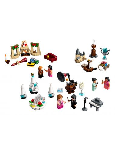 LEGO Kalendarz adwentowy Harry Potter 75981