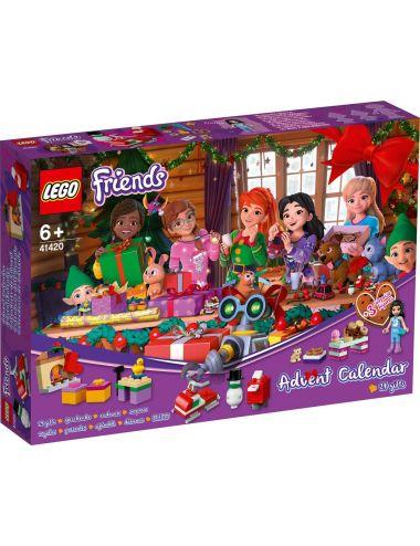 LEGO Friends Kalendarz adwentowy 41420