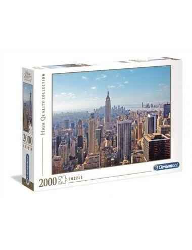 Clementoni Puzzle 2000el New York 32544